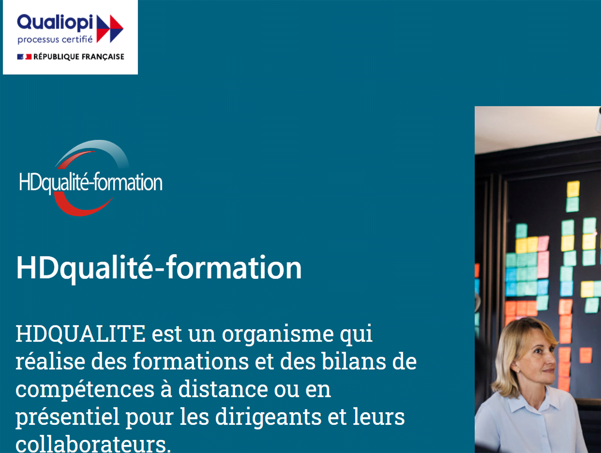 hdqualite formation